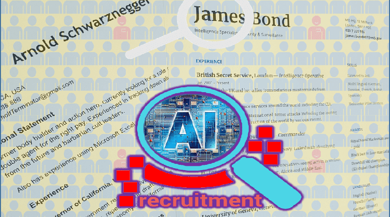 Recruiting Real Talent Using Artificial Intelligence