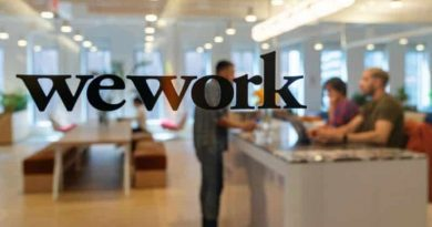 WeWork's $47 billion valuation was always a fiction created by SoftBank