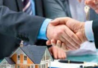 Real estate leads rise in local stocks