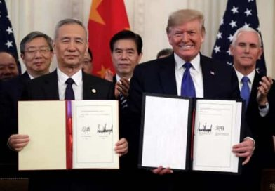 China to stick to 'phase one' commitments, holding trade deal through US election, TS Lombard says