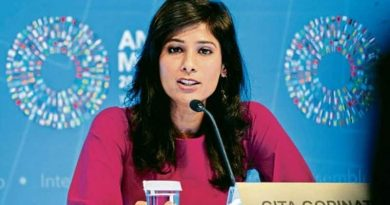 US wealth inequality highest among advanced economies, tax system not right for the times: Gita Gopinath